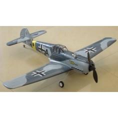 Messerschmitt Bf 109 lėktuvo kopija ARF, be valdymo