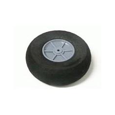 70mm diametro lengvas ratukas iš porėtos gumos