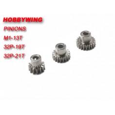 Hobbywing M1 13T 5mm variklio dantratis 1:8 modeliams