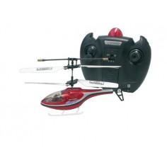 Tracer mini 3-kanalų sraigtasparnio modelis, raudonas