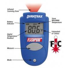 Duratrax IR sprindulių termometras, nuo –33 iki +220°