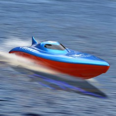Volvo Speed Boat laivo modelis RTR