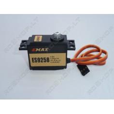 EMAX ES9258 27g 3.0kg 0.05s servo mechanizmas su metaliniais dantračiais