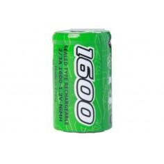 Gens Ace 2/3A 1600mAh/1.2V akumuliatorius