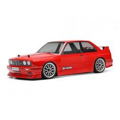 HPI BMW M3 E30 200mm 1:10 kėbulas, nedažytas su lipdukų komplektu
