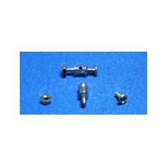Metalinis 1.8mm traukės tvirtinimo antgalis (4vnt.)