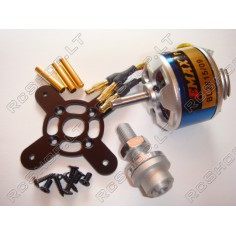 """EMAX BL2815/09 920KV 112g """"Outrunner"""" tipo bešepetėlinis variklis"""