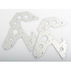 Lower metal frame, R60