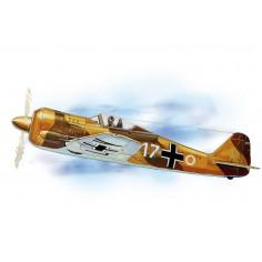 Focke - wulf fw-190 lazer cut