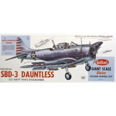 "Dauntless 3/4"" scale plane kits"