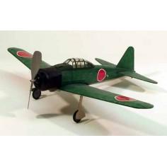 """17-1/2"""" wingspan A6M3 Zero"""