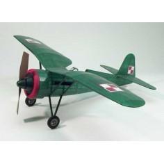 """30"""" wingspan PZL P11c"""