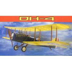 35´´ wingspan DH-4 Bi-plane