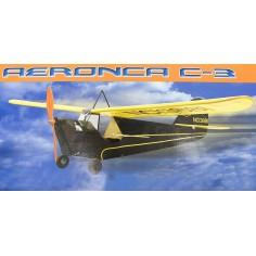35´´ wingspan Aeronca C-3