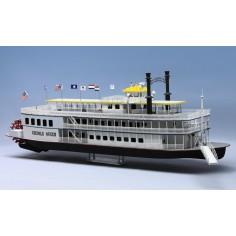 """48"""" Creole Queen Riverboat"""