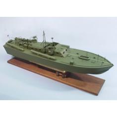 "33"" PT-109 Patrol Boat"