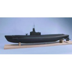 "33"" USS Bluefish submarine"