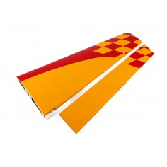 ND YAK 55M 2.2m wing red/yell L