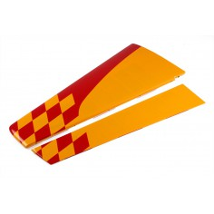 ND YAK 55M 2.2m wing red/yell R