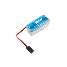 4.8V 800 AAA ENELOOP Sanyo RX 4cell. receiv.pack (cube)