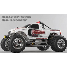 Monster Truck WB 535, 4WD, RTR, clear body