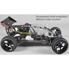 FG Buggy WB 535, 4WD, transparent body