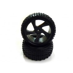 Tire and Rim for Buggy and Short Course Truck 2P