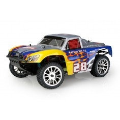 Himoto Buggy 1/16 RTR 2,4GHz - blue