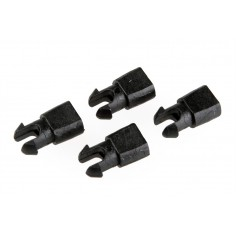 Shock Standoffs (4pcs) - S18 Buggy