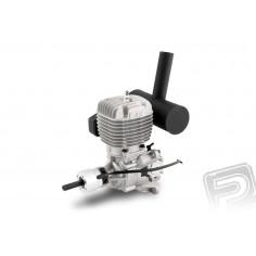 GT60 W/E-6020 silincer