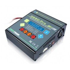 Vista Power D680-PRO DUO 2x6A 80W universalus įkroviklis