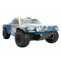 Body Shell Prepainted blue/white HD - S10 Blast SC