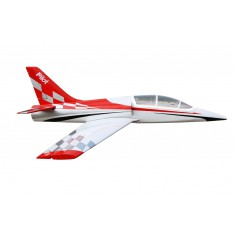 Dolphin Jet (2 000 mm) TR for 8-12kg turbine (red/white)