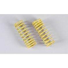 Damper spring 2,3x58, yellow, 2pcs.
