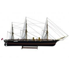 HMS Warrior 1:100