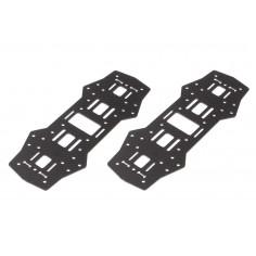 XBIRD 250 Carbon Fiber Main Frame Plate