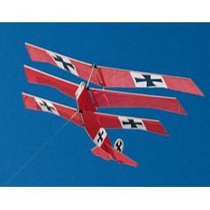 """Fokker Triplane 48"""" wingspan"""