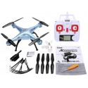 SYMA X5HW Explorers 2 310mm, 2.4Ghz dronas su WIFI ir HD 2MP kamera, RTF