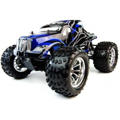 HSP/Himoto BugCrusher 1:10 Monster Truck 2.4Ghz RTR Waterproof ESC