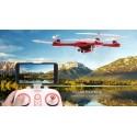 SYMA X5UW 320mm dronas su Altitude Hold ir WIFI FPV kamera, 2.4Ghz RTF 11