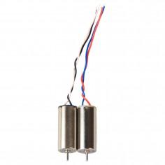Hubsan X4 H107D H107C 8,5x20mm varikliai 2vnt.
