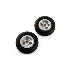 Metal wheel 30mm 2pcs (T-45 Goshawk)