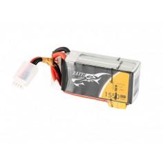 TATTU Li-Po 1550mAh / 11.1V 45C (90C max) akumuliatorius