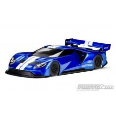 Ford GT Clear Body for 200mm