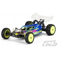 Elite Light Weight Clear Body for AE B6 & B6D