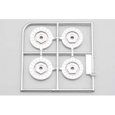 """A"" Arm Disk Wheel Hub"