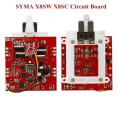 Syma X8SC, X8SW pagrindinė plokštė