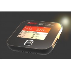 ISDT Q6 Lite 8A 200W universalus 12V mini įkroviklis