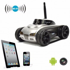 I-SPY mini tankas su WIFI kamera IOS, Android