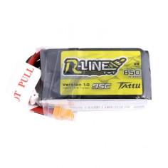 TATTU R-LINE 850mAh / 14.8V 95C (190C max) su XT30